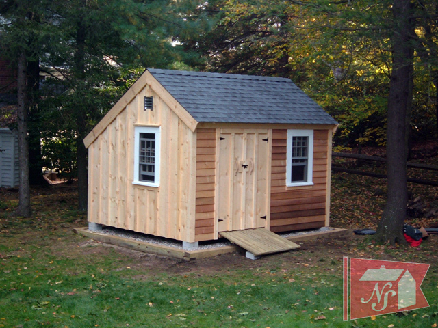 Beau Custom Built Wooden Sheds, Garden Sheds, U0026 Storage Sheds By Nantucket Sheds