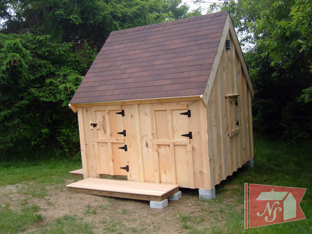 Delicieux Custom Built Wooden Sheds, Garden Sheds, U0026 Storage Sheds By Nantucket Sheds